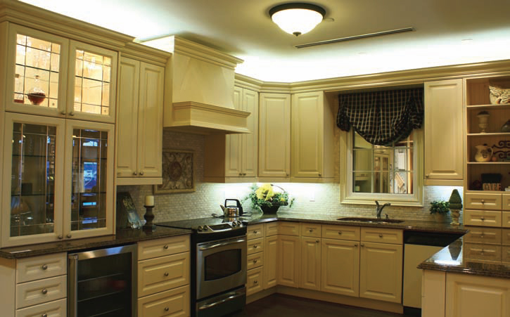 Kitchen light fixtures kris allen daily - Kitchen led lighting design guidelines ...