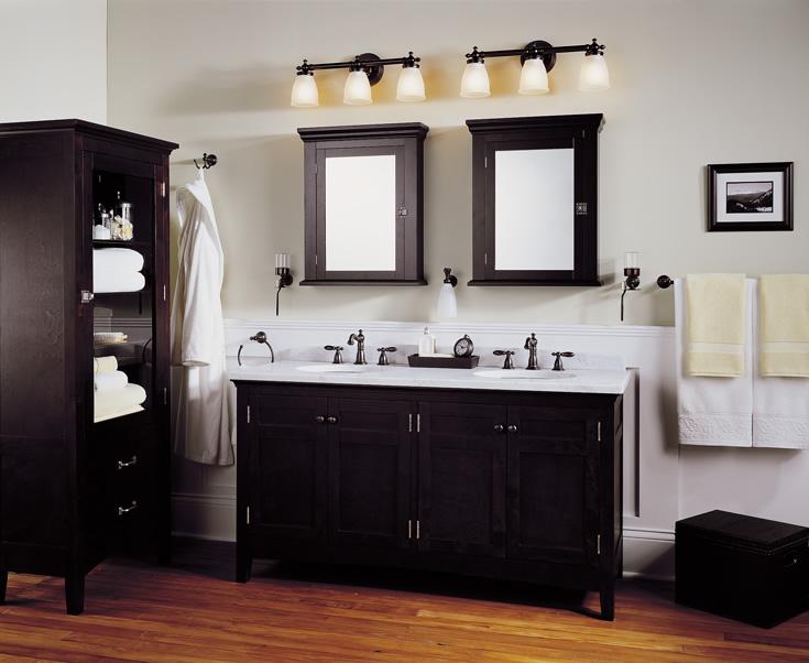 Bathroom lighting fixtures | Kris Allen Daily