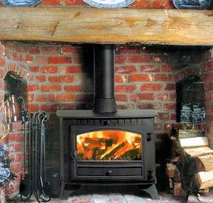 Wood Burning Stove Kris Allen Daily