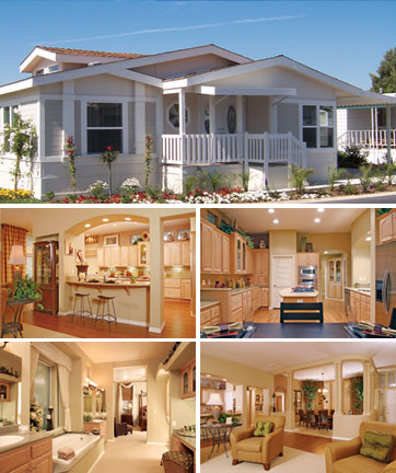 Manufactured homes kris allen daily for Mediterranean modular homes