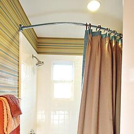 Shower Curtain Rods Kris Allen Daily