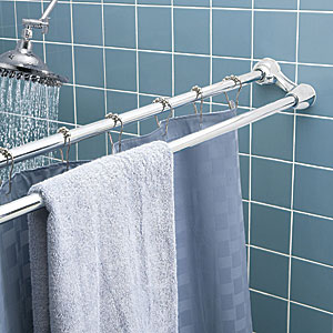 Shower Curtain Rods Kris Allen Daily