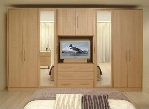 Bedroom Cupboards Center New Interior Design