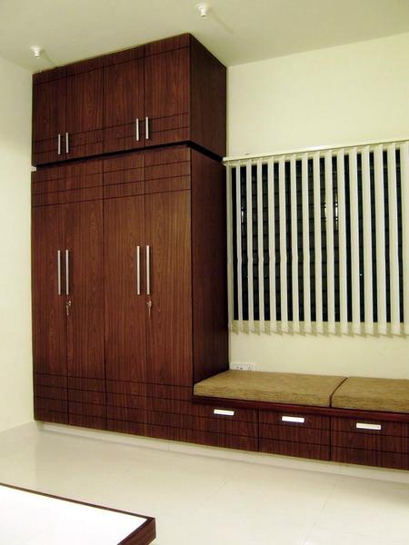 Bedroom Interior Cupboards