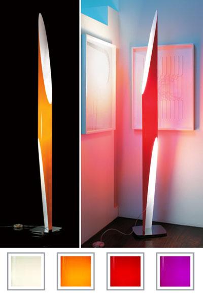 funky floor lamps