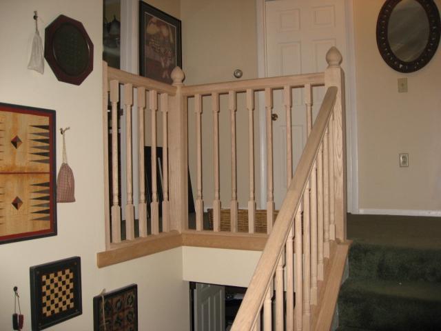 Stair Railings Interior2 Kris Allen Daily
