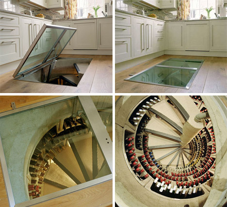 spiral staircase design kris allen daily. Black Bedroom Furniture Sets. Home Design Ideas