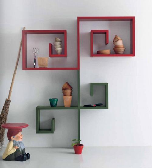 bedroom shelves design (14 image) | wall shelves Bedroom Wall Shelving Units