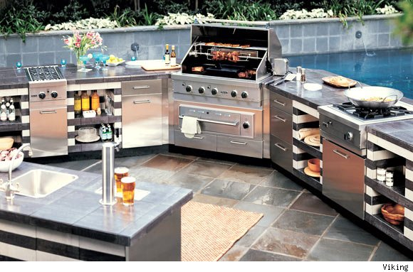 Outdoor grills buying tips kris allen daily - Best outdoor barbecue grill ...