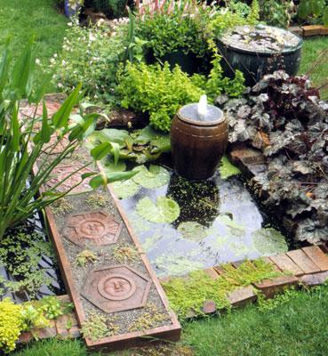Garden decor, way to be elegant   Kris Allen Daily on Garden Decor Ideas  id=65162