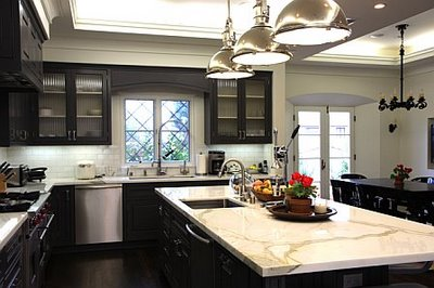 Kitchen island lighting | Kris Allen Daily