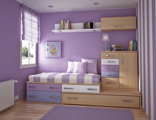 Modern Single Bedroom Design