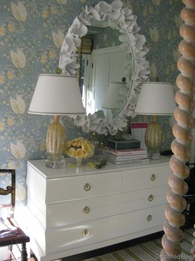 Attirant Bedroom Dresser Lamps
