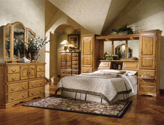 Walnut Bedroom Decorating Ideas