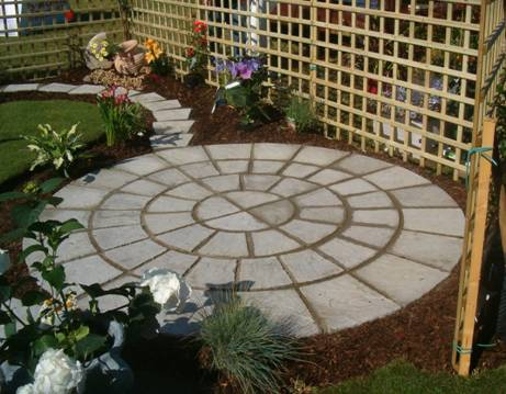 Small patio designs tips to make it look bigger kris - Garden patio ideas pictures ...