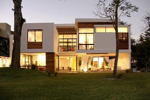modern house design  stay eco friendly